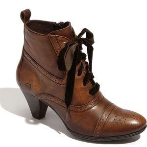born bittersweet boot brown